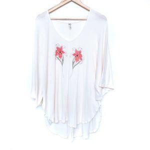 ANTHROPOLOGIE Intimately Free People Kimono Tunic